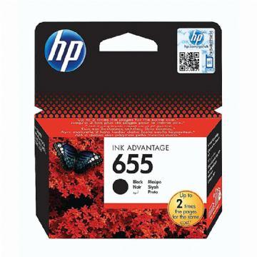 TINTA HP CZ109AE 655 BLACK