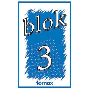 BLOK ZA BILJEŠKE 80X130 50L BR.3