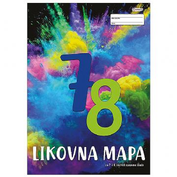 MAPA LIKOVNA VII-VIII RAZRED CONNECT