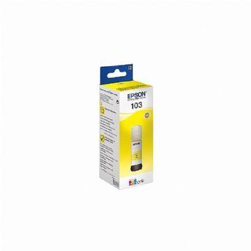 TINTA EPSON 103 T00S4 L3150 YELLOW