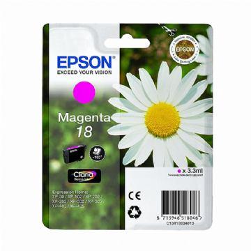 TINTA EPSON T1803 XP-202 MAGENTA