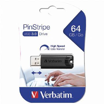 USB MEMORY 64GB 3.0 V3 MAX VERBATIM