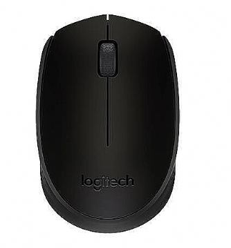 MIŠ LOGITECH M171 WIRELESS BLACK