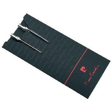 Garnitura olovka kemijska + olovka tehnička Amour Pierre Cardin B0400700IP3 srebrna