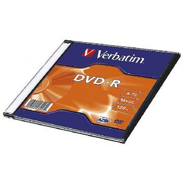 DVD-R VERBATIM SLIM