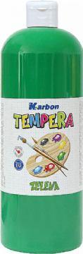 Tempera 1000ml boca KARBON