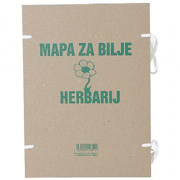 HERBARIJ-MAPA ZA BILJE
